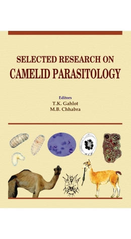 Selected Research On Camelid Parasitology - camel and camelids
